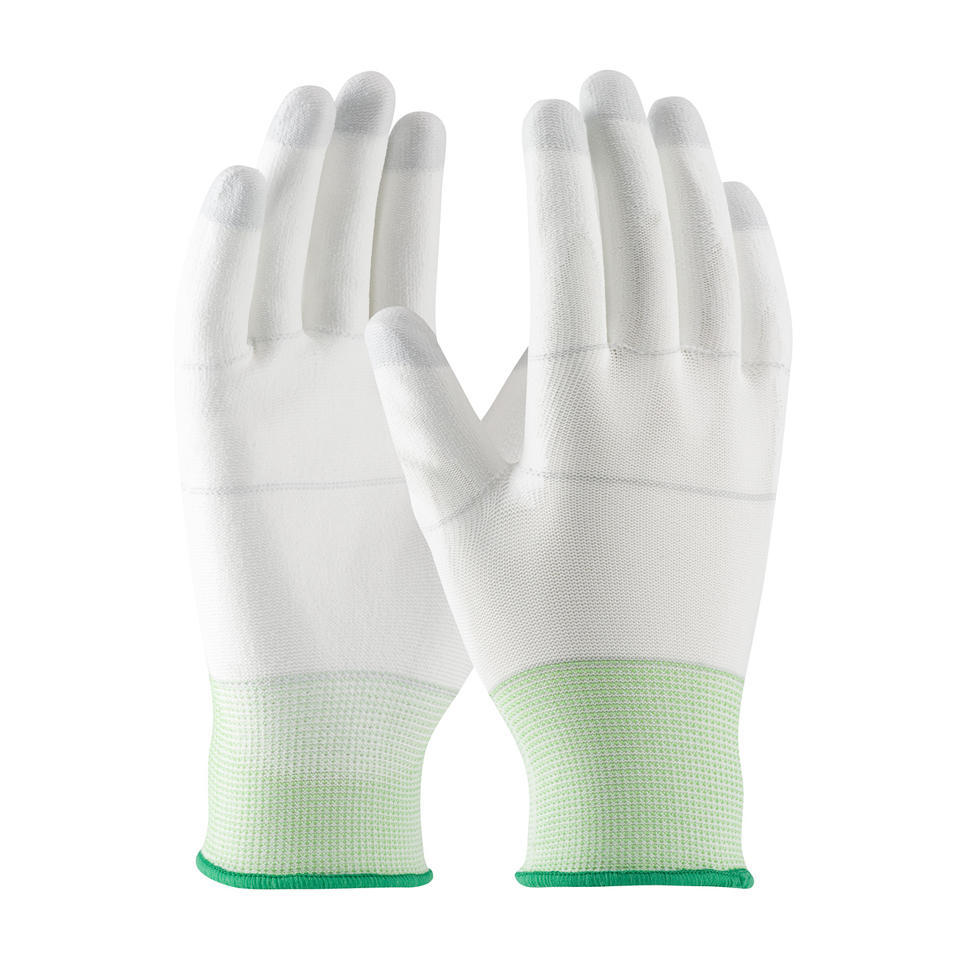 Seamless Knit Nylon & Polyester Gloves