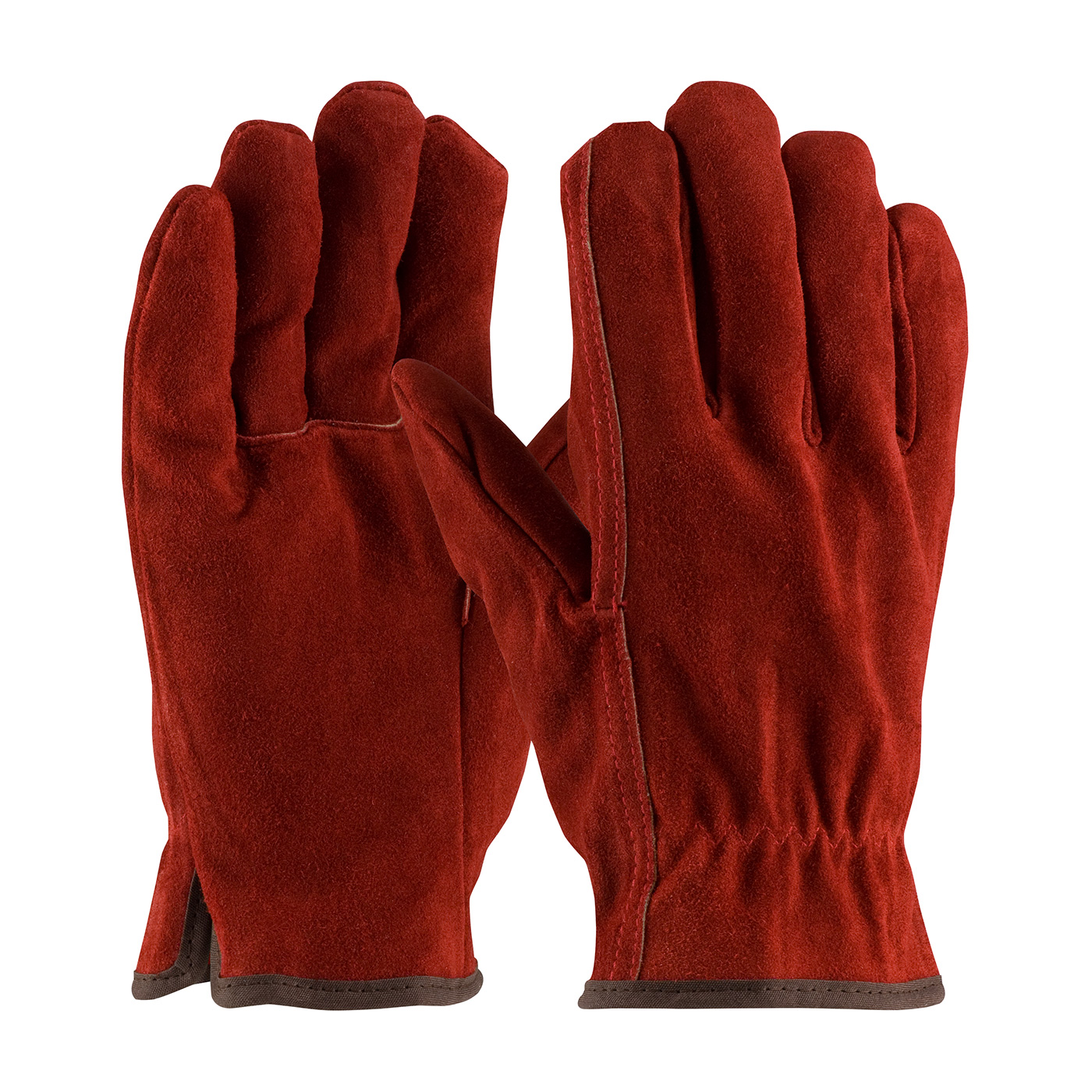 Insulated Leather Drivers Gloves