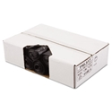 Linear Low Density Can Liners 40 x 46 Black 100/Cs