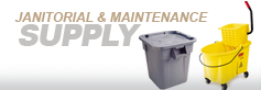 Janitorial & Maintenance Supply