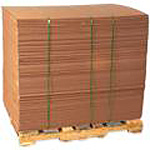 Corrugated Sheets & Pads