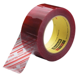 Pre-Printed Carton Sealing Tape