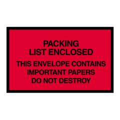 Important Papers Enclosed