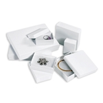 Jewelry Boxes - White