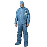 3X-Large Kleenguard A60 Bloodborne Pathogen and Chemical Protection Coveralls 24/CASE OVERSTOCK!