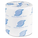 Bath Tissue Individually Wrapped 2-Ply White 500 Shts/Rl 96/Rls
