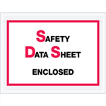 Safety Data Sheets Envelopes